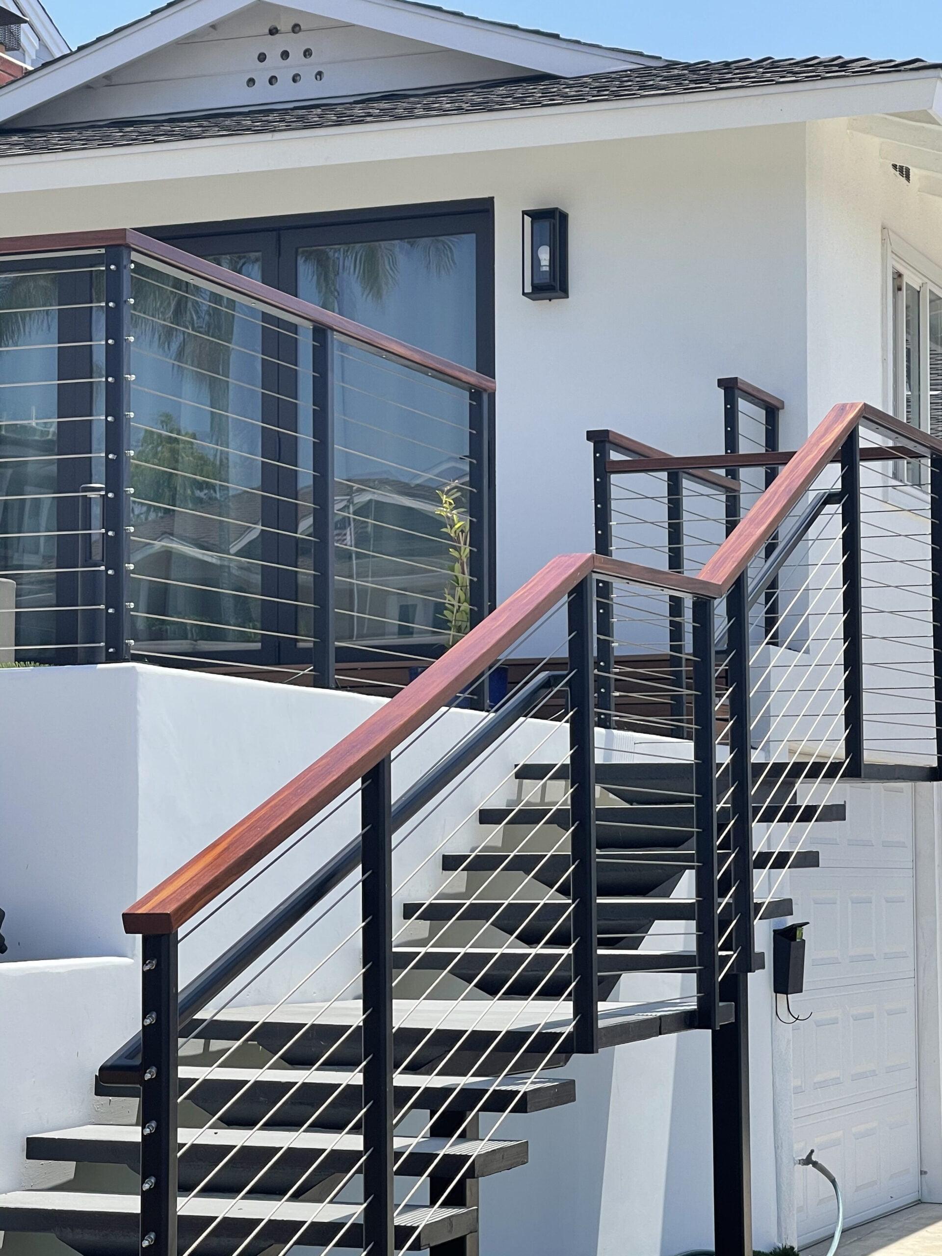 Veteran Builders Balcony Build